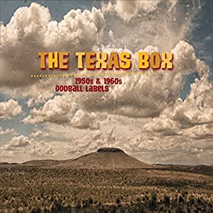 The Texas Box- Rockabilly: Various: Amazon.es: Música