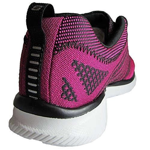 da running Above Equalizer scarpa Black Skechers Raspberry 12029 sportivo All R7q0wpZO
