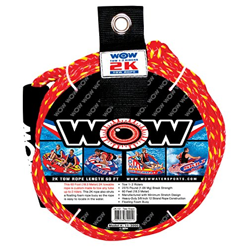 WOW 2K 60' Tow Rope by WOW