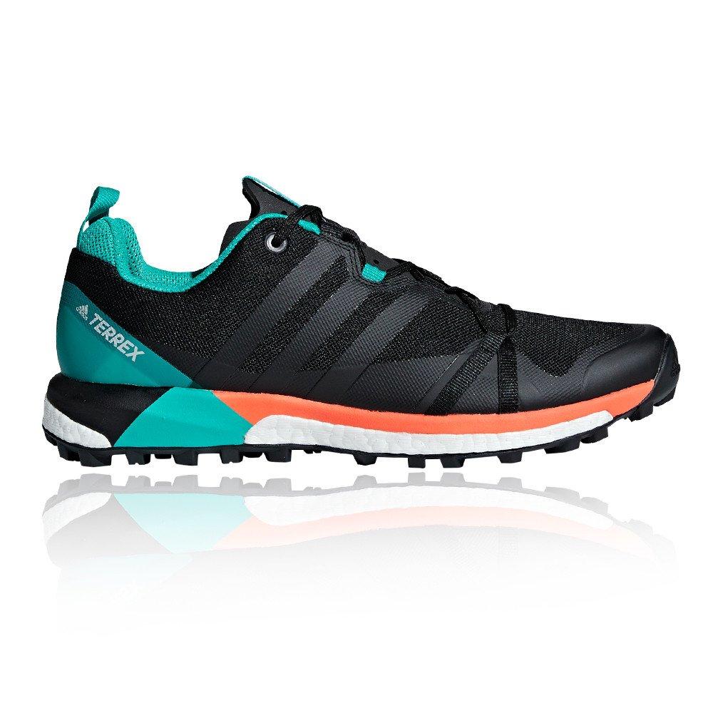 Adidas Terrex Agravic Zapatilla De Correr para Tierra - AW18 45 1/3 EU|Negro