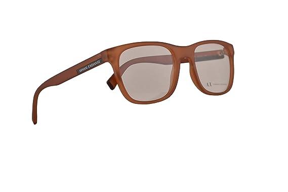 Amazon.com: Armani Exchange AX3056 - Gafas de ojo (53-19-145 ...