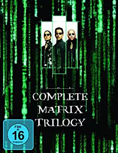 Matrix - The Complete Trilogy [Alemania] [Blu-ray]
