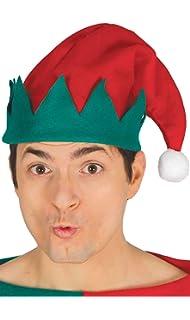 weihnachtsm š ¹ tzen Cappello di Babbo Natale  Amazon.it  Giochi e ... 2bb50472968d