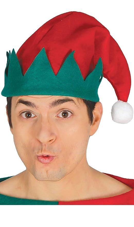 Guirma Cappello da Elfo in Panno c5fc570e6f1b