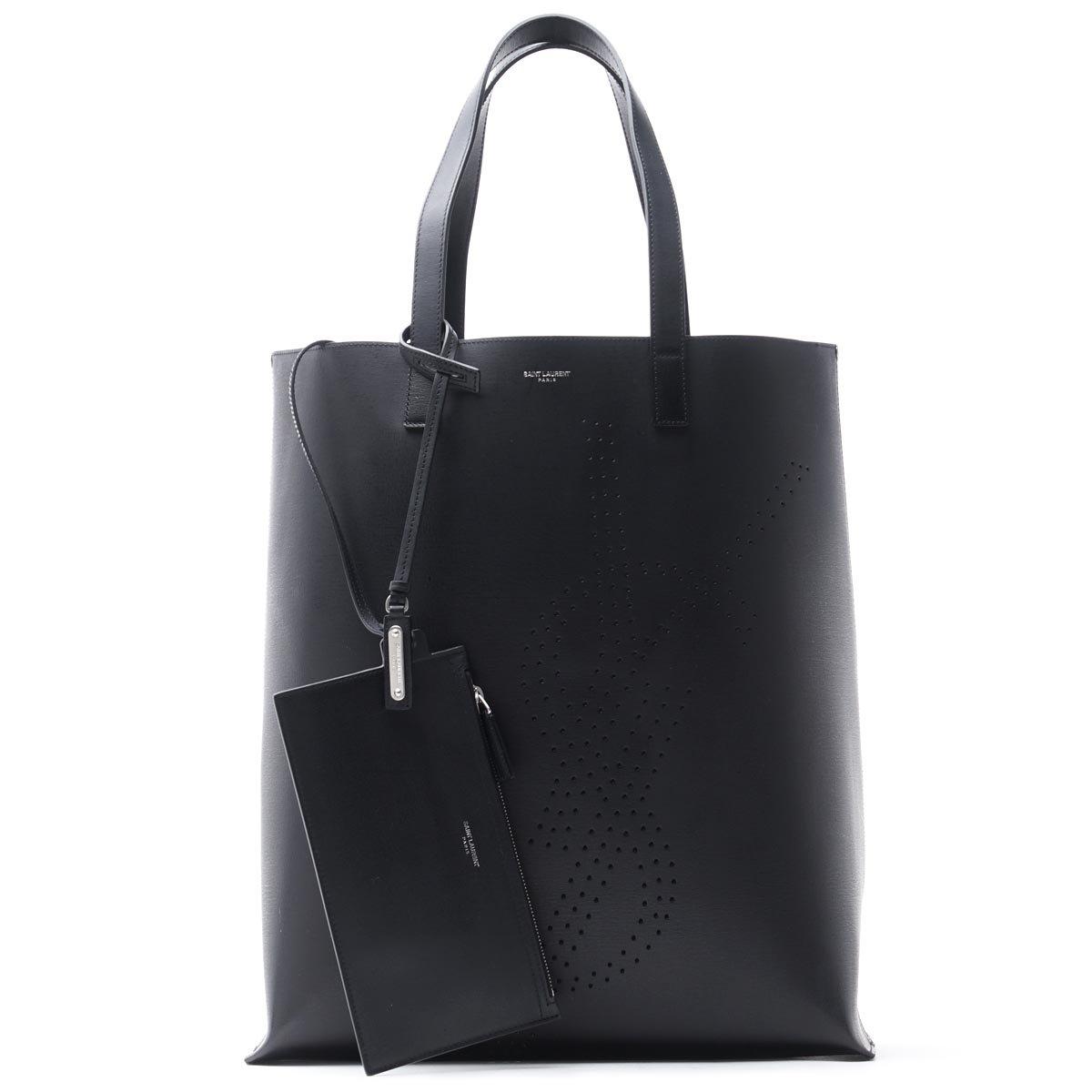 (サンローランパリ) SAINT LAURENT PARIS トートバッグ SHOPPING ショッピング [並行輸入品] B078WMSXDG