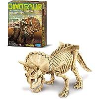 4M KidzLabs Dig A Triceratops Skeleton