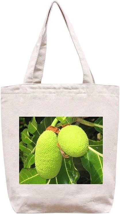 Fruto del pan - algodón bolsa para herramientas de lona: Amazon.es ...