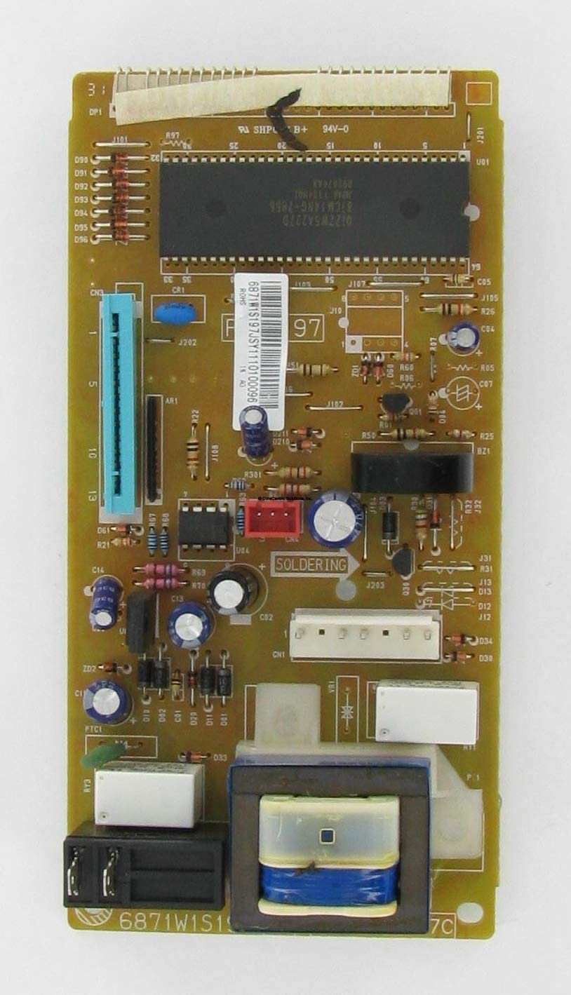 Whirlpool 8205507 / WP8205507 Microwave Main Control Board (Renewed)