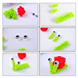 Vinmax 400Pcs Puff Squeezed Assembling Toy Thorn
