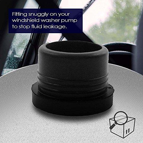 mug auto   windshield washer pump wgrommet  honda acura suzuki