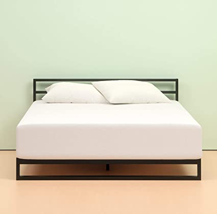 zinus memory foam 12 inch green tea mattress queen - Memory Foam Mattress