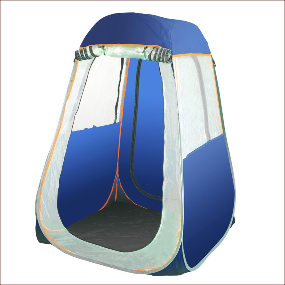 TY&WJ Kuppelzelte,Ereignis Zelte Transparent Vollautomatische Regen Sonnenschutz Grillmöglichkeiten Und Grill Campingzelt Tragbares Zelt 1 Person