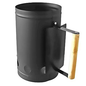 Carbón Cigarrillos Ø17 cm Barbacoa Carbón Cigarrillos Starter Barbacoa Barbacoa Starter Chimenea Cigarrillos