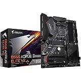 Gigabyte B550 AORUS Elite V2 (AMD Ryzen 5000/B550/ATX/PCIe4.0/DDR4/USB3.2 Gen 1/Realtek ALC1200/M.2/2.5 GbE LAN/HDMI/DP/Gamin
