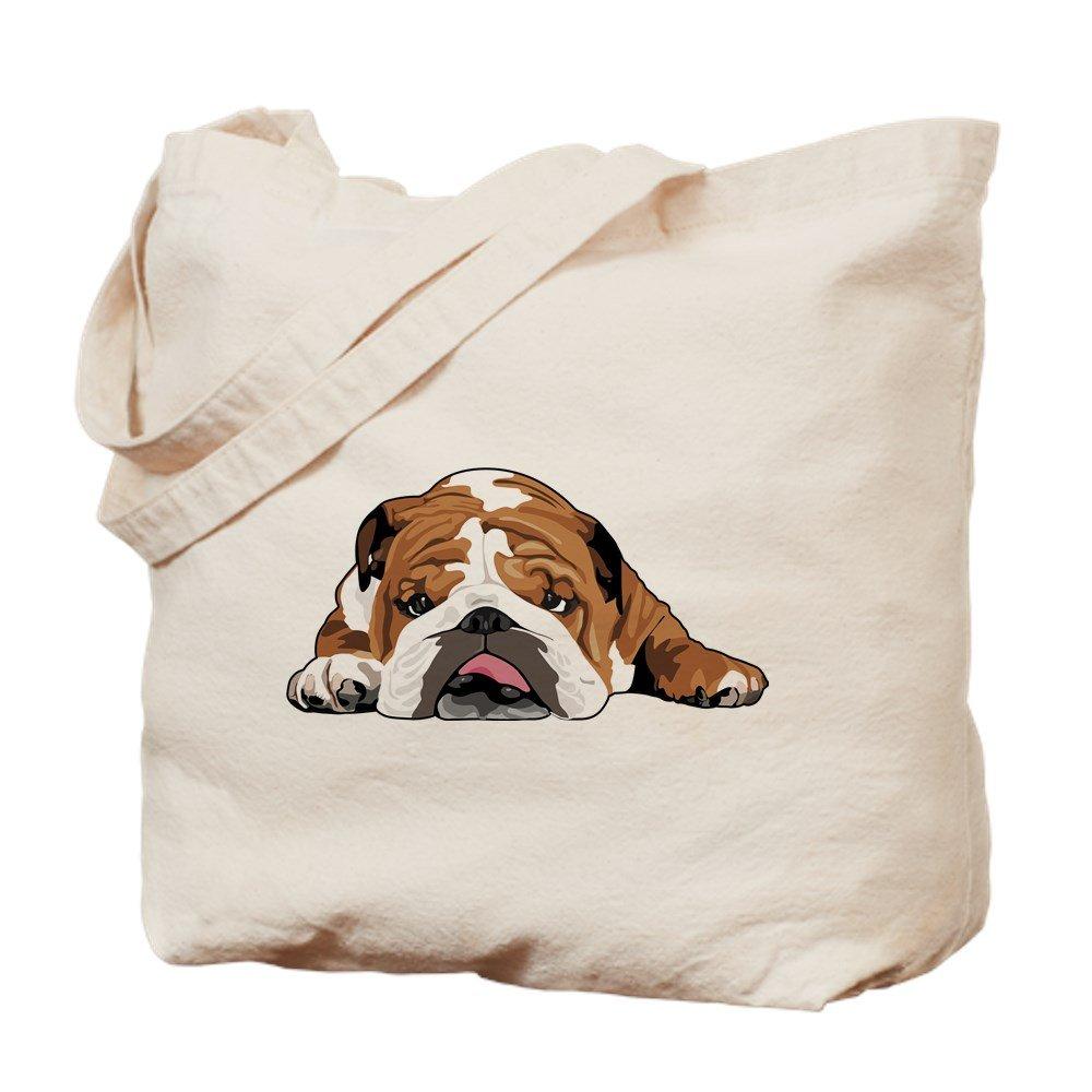 100%安い CafePress English – Teddy the Teddy English Bulldog B073QTRBRK – ナチュラルキャンバストートバッグ、布ショッピングバッグ S ベージュ 0897748003DECC2 B073QTRBRK M M, クロスワーカー:83601233 --- arianechie.dominiotemporario.com