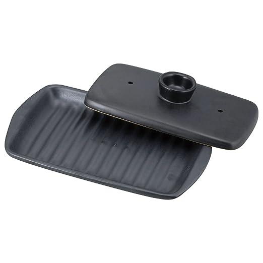 Plato para calentar en un horno microondas!] El Negro YR-6018 Tipo ...