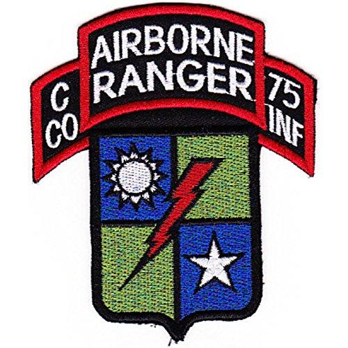 C Company 75th Airborne Ranger Regiment Patch 75th Ranger Regiment Patch
