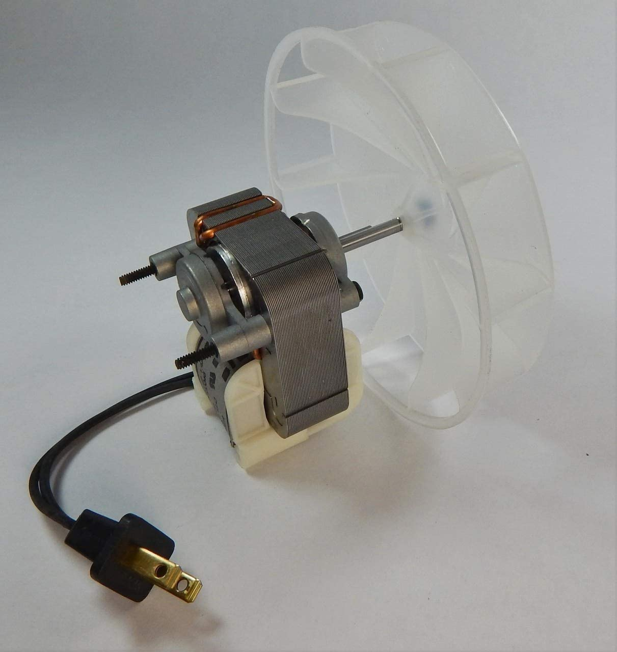 Motor and Blower