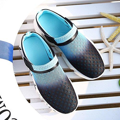 Antiscivolo Sky Casual Blue Sandali Pantofola Spiaggia Sport da Uomo per Scarpe DADAZE Zoccoli Respiranti xqY7Hp1xw