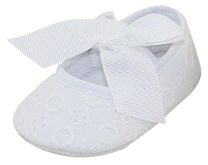Aivtalk - Zapatillas Antideslizantes Bordado para Bebé Niñas Zapatos ...