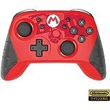【任天堂ライセンス商品】ホリパッドワイヤレス for Nintendo Switch(スーパーマリオ)【Nintendo Switch対応】