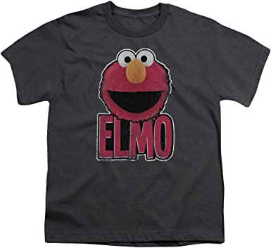 Elmo Shirts for Kids and Youth