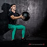 CompressionZ Men's Short Sleeve Compression Shirt