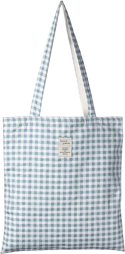 Womens Canvas Grocery Tote Handbags Casual CrossBody Shoulder Bag Music Fans Zipper Shopping Hobo bag