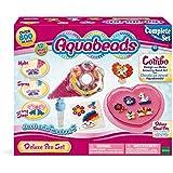 AQUA BEADS Aquabeads Ultimate diseño Studio Playset: Amazon.es: Juguetes y juegos