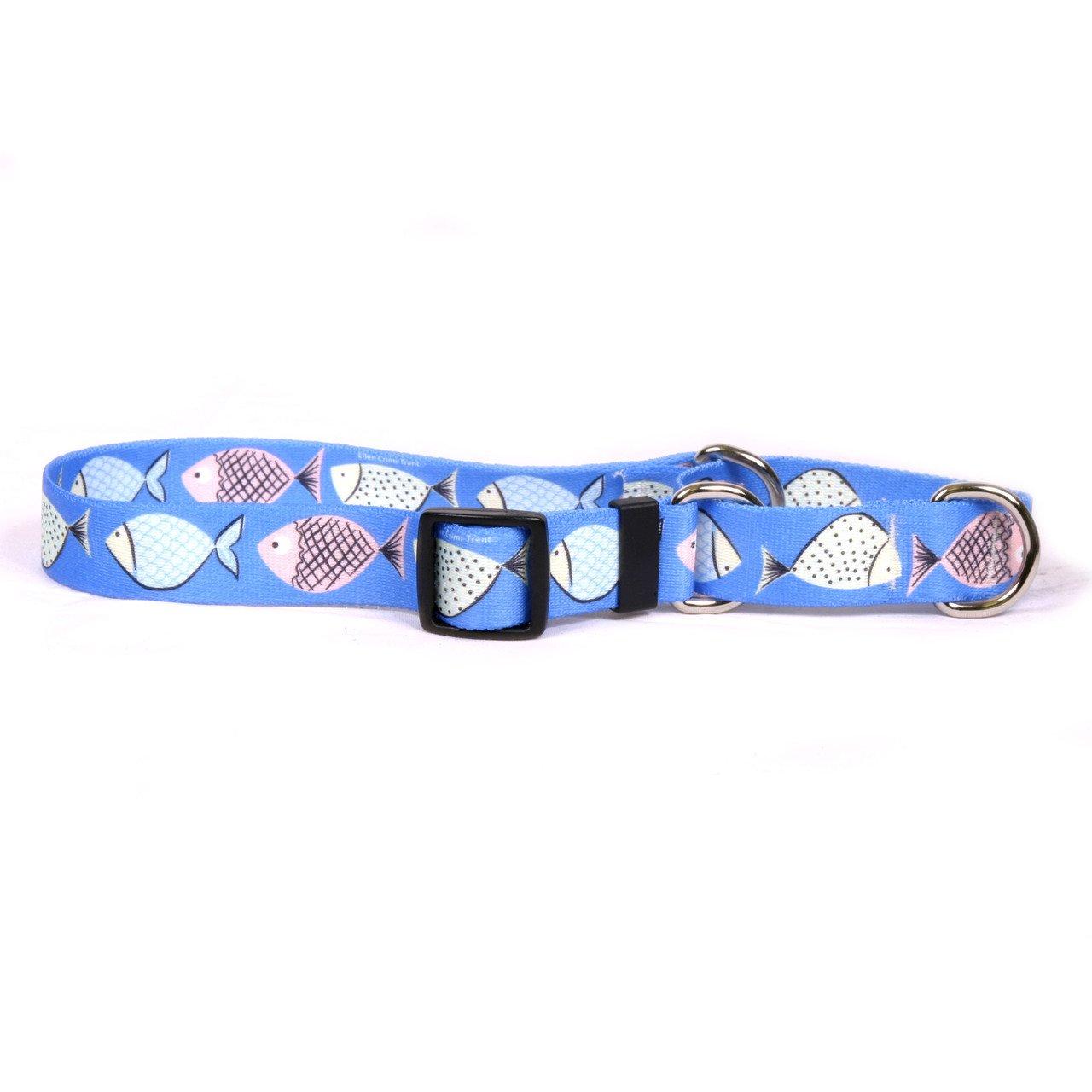 Yellow Dog Design Martingale Slip Collar, Go Fish, Large 27'' by Yellow Dog Design (Image #1)