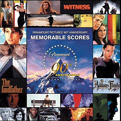 MEMORABLE SCORES Paramount Pictures Anniversary product image