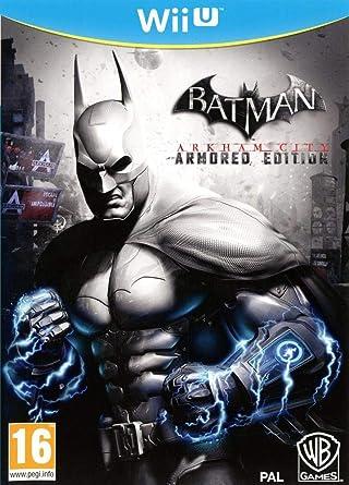 Warner Bros Batman: Arkham City - Armored Edition Básico Wii U ...