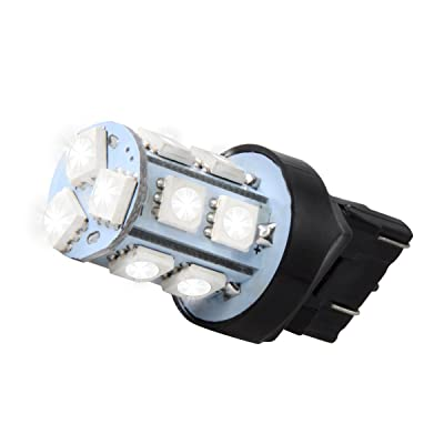 GG Grand General 70582#7440 White 13 LED Tower Style Light Bulbs, 12V, Pair: Automotive