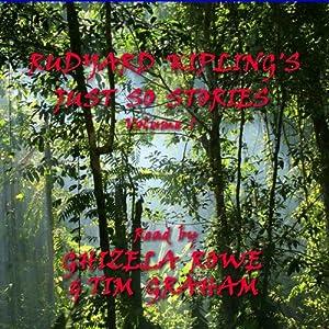 Rudyard Kipling's Just So Stories Audiobook
