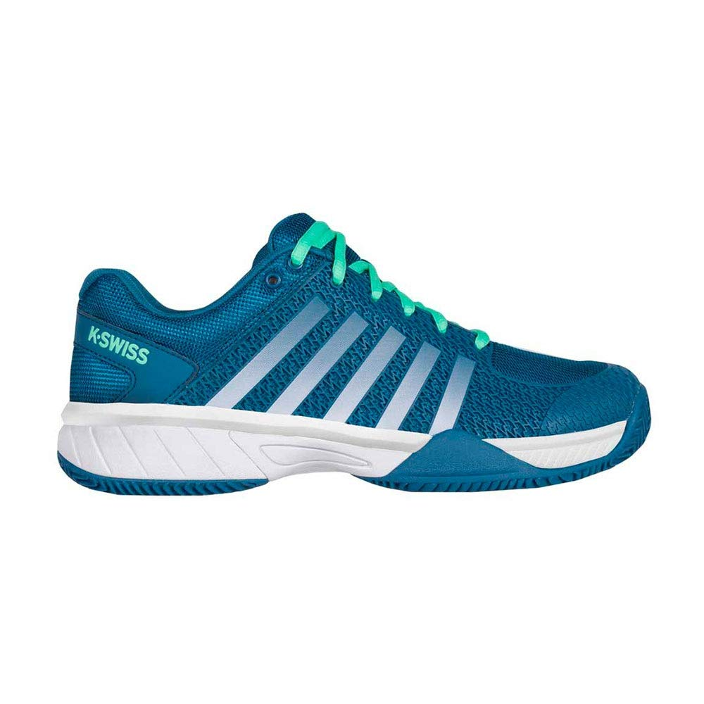 KSWISS Zapatillas Express Light HB Azul Claro (44): Amazon.es ...