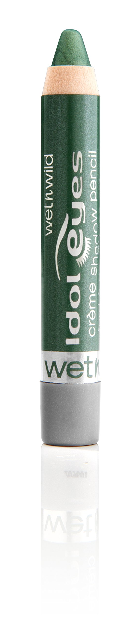 wet n wild Idol Eyes Cream Shadow, Envy, 0.11 Ounce