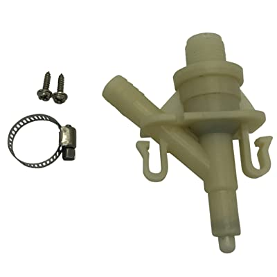 Beech Lane Upgraded Water Valve Kit for Dometic Toilets 300, 310, and 320 (Natural): Automotive