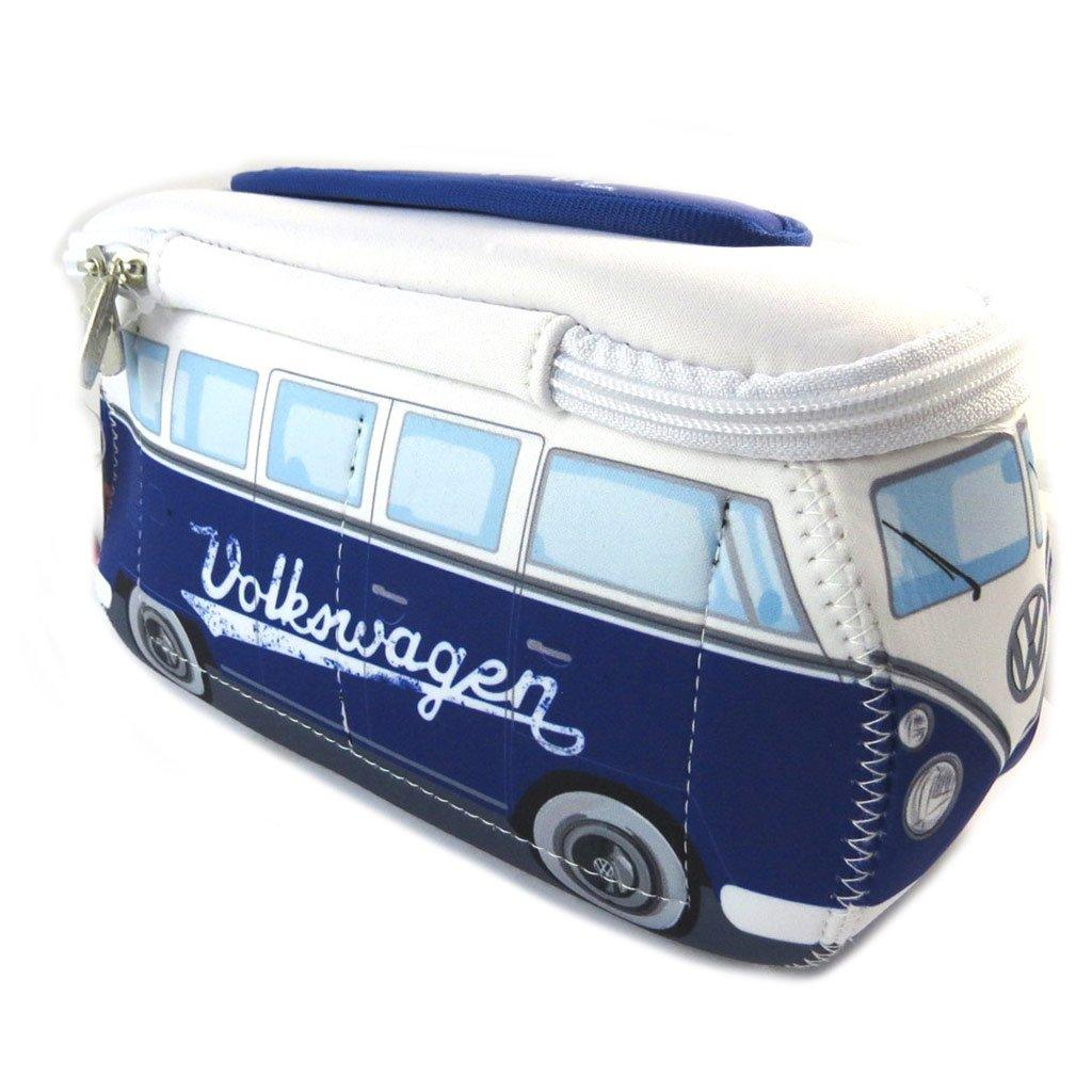 P1134 23x13x7.5 cm - Trousse de Toilette Volkswagen Marine Blanc Volkswagen
