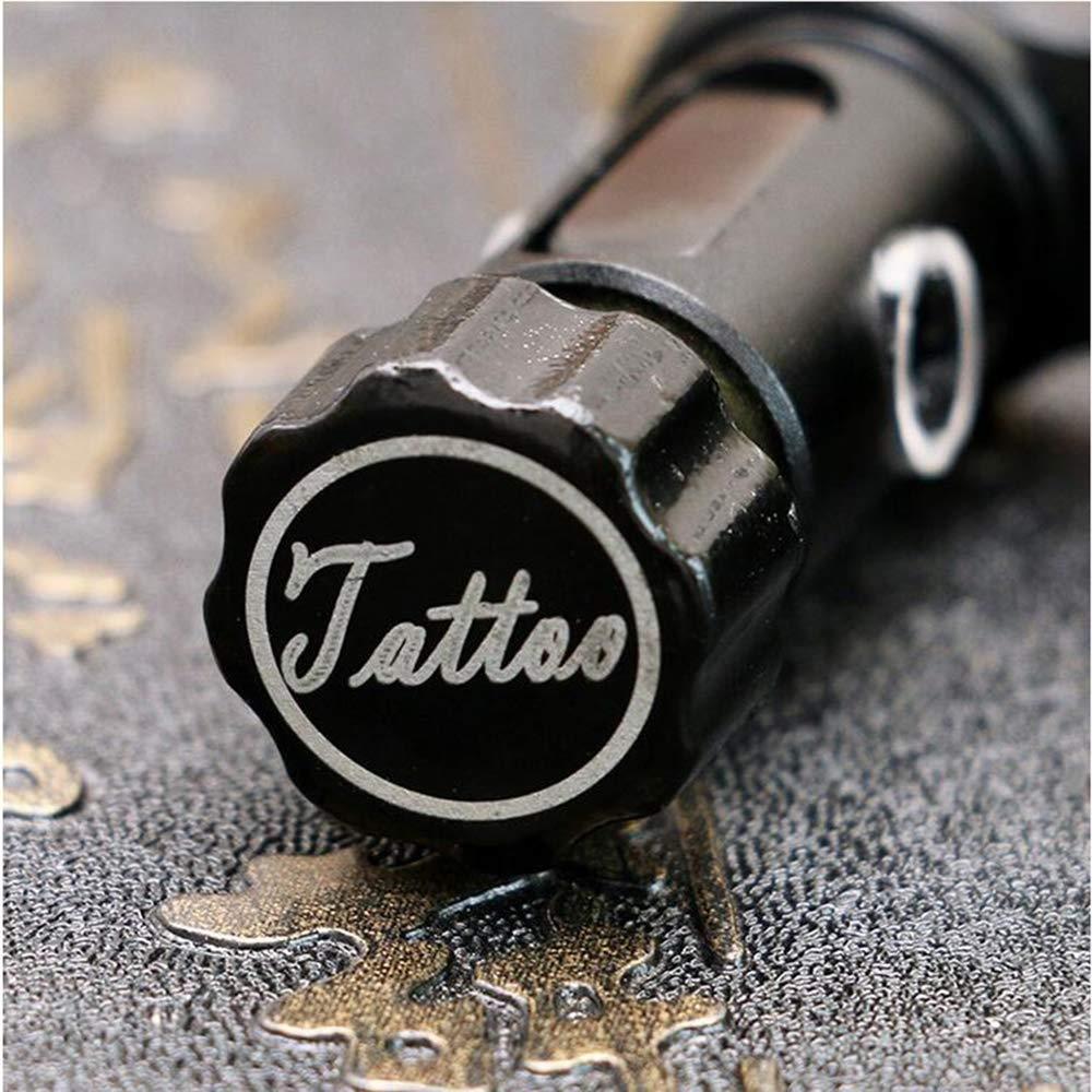 Principiante Profesional Gran Artista Máquina de Tatuaje Aleación ...