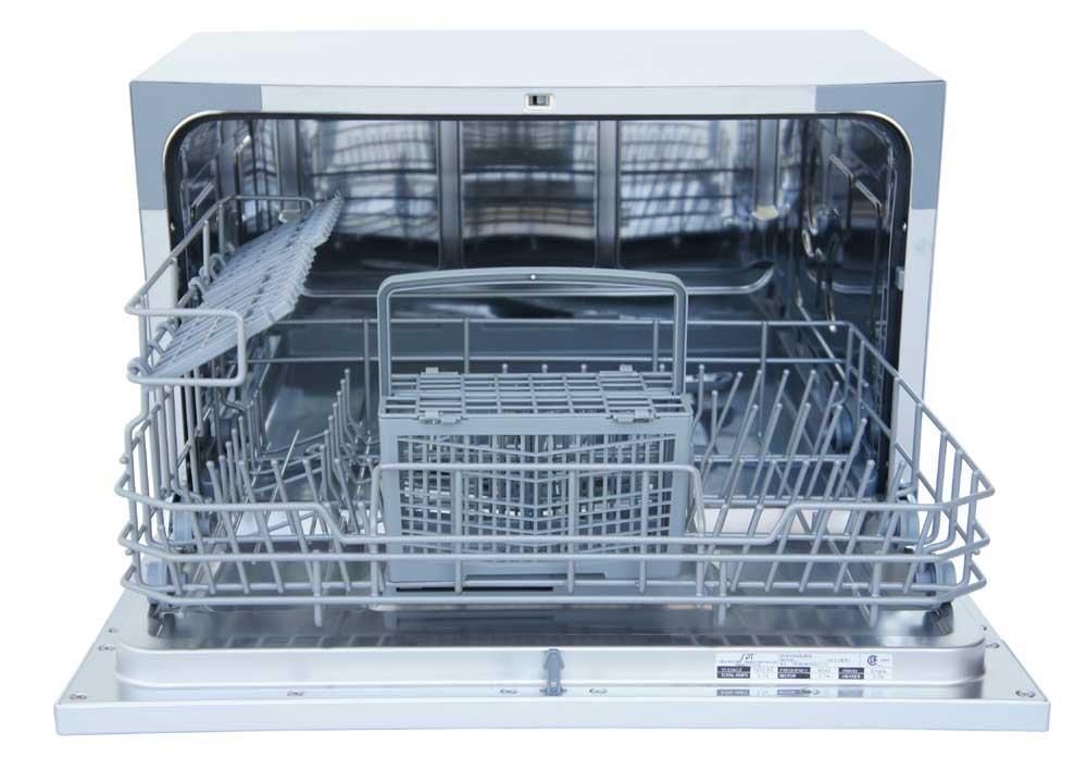 Amazon.com: SPT SD-2213S Countertop Dishwasher, Silver: Appliances