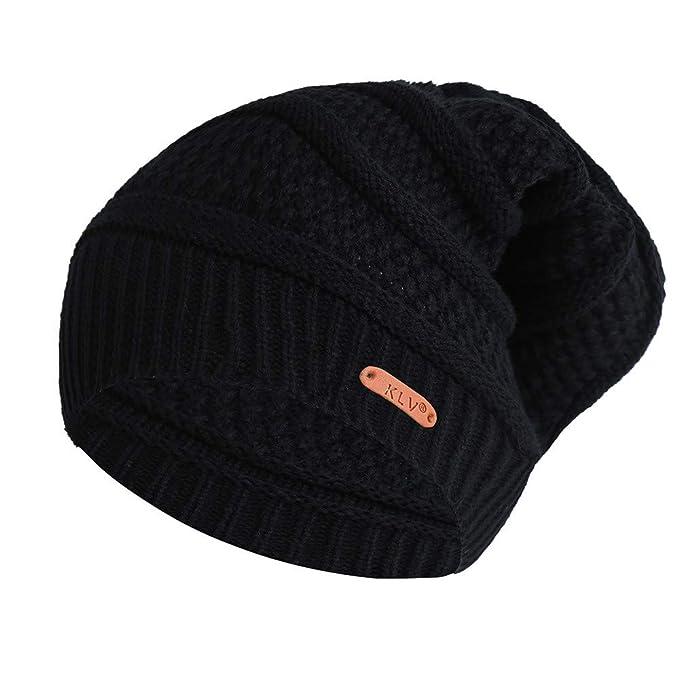 Rcool Cappello Cappelli e Cappellini Berretto Donna Uomo Unisex Invernali  Elegante  6c1a2923e14b