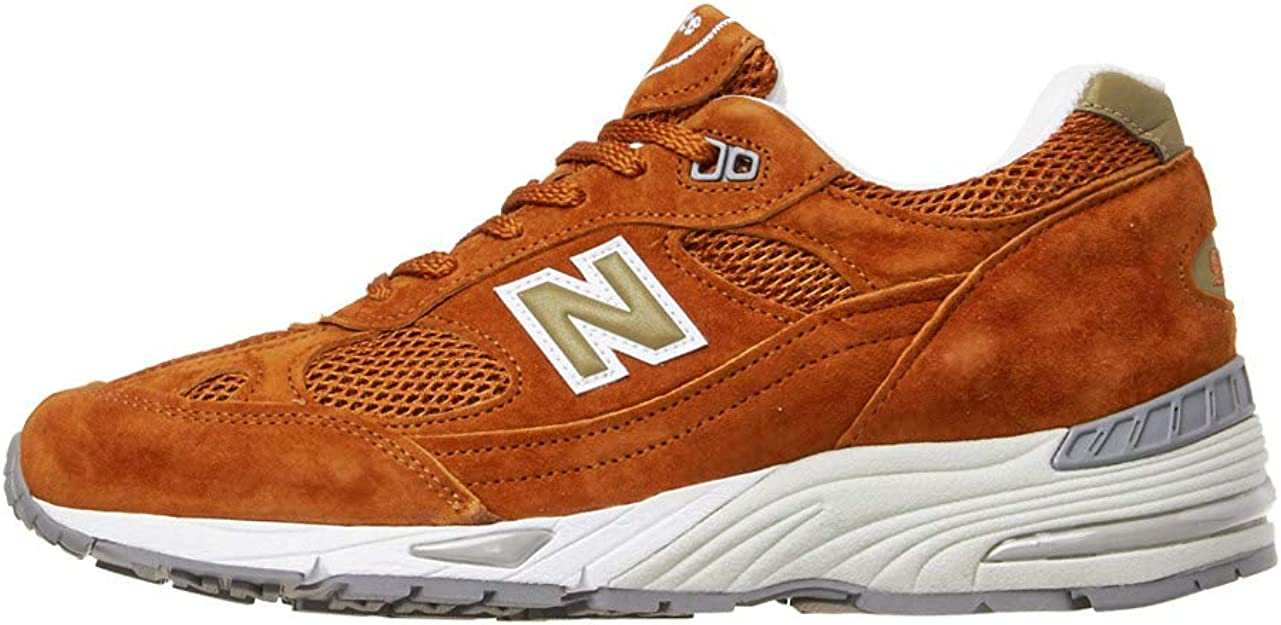 New Balance M991 Made in England Burnt