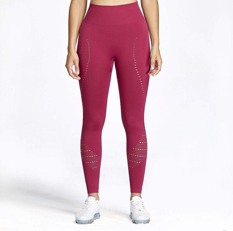 Aoxjox Womens High Waist Workout Gym Tie Dye Compression Seamless Leggings Yoga Pants