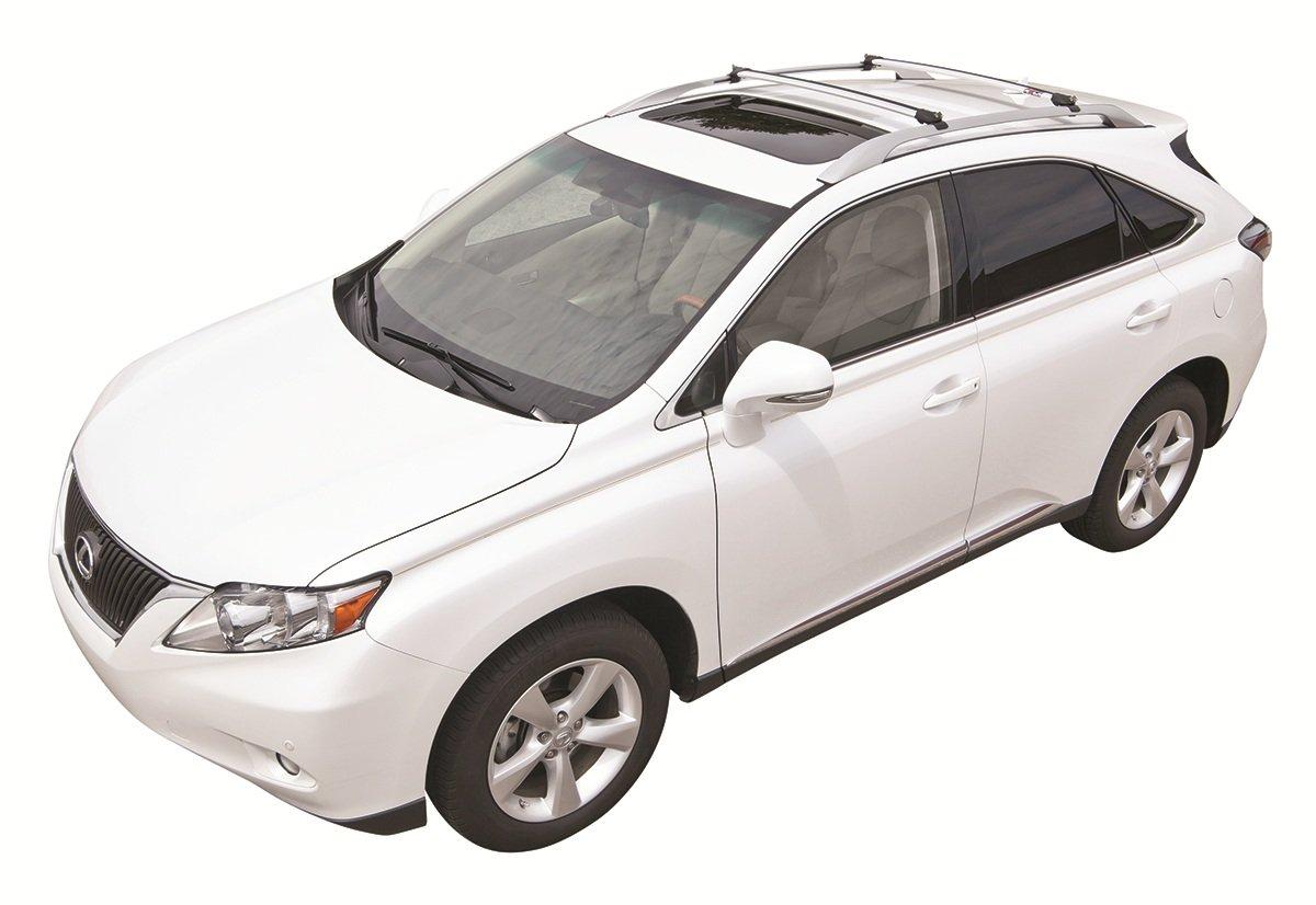 Amazon.com: ROLA 59817 Removable Rail Bar RBXL Series Roof Rack Lexus RX  350: Automotive