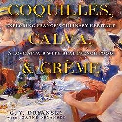Coquilles, Calva and Crème