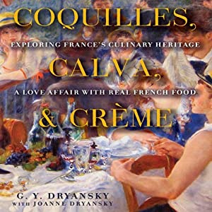 Coquilles, Calva and Crème Audiobook