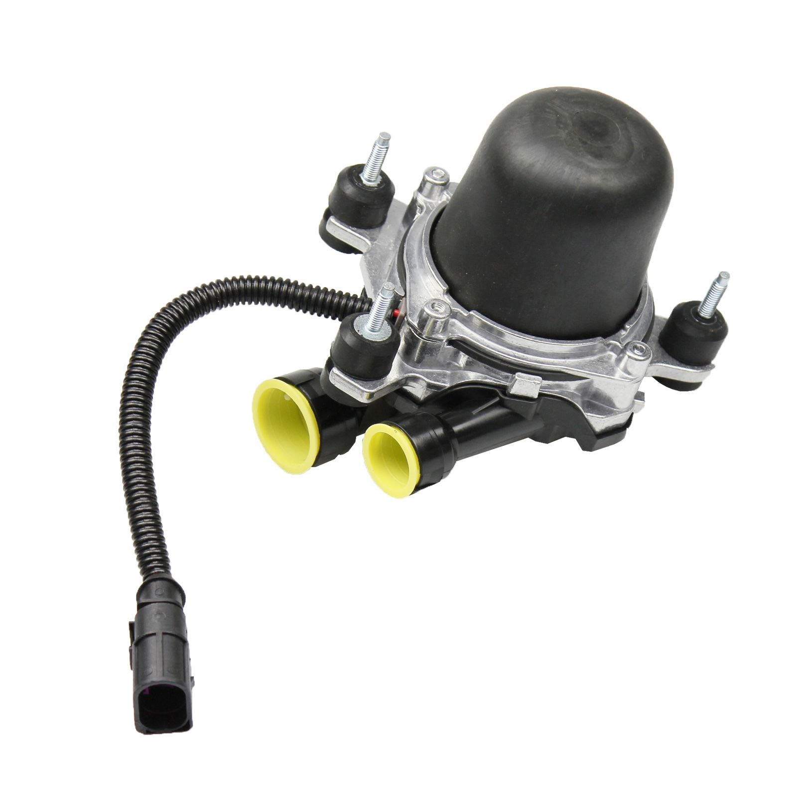 Loovey NEW Secondary Air Injection Pump For VW Beetle Jetta Eos Golf GTI Passta 2.5L 07K131333A 07K959253A by Loovey