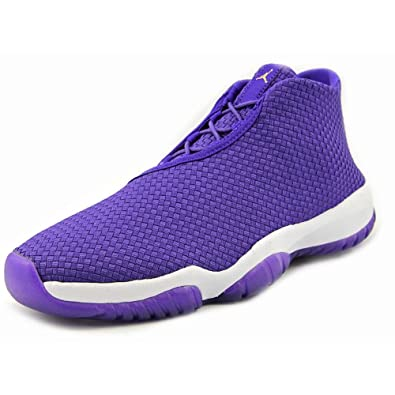 purchase cheap 73f8c 9c09b Amazon.com   Jordan Mens Air Future Purple Concord 656503-501 13   Fashion  Sneakers