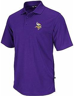 7dbc0ddf6a5 Minnesota Vikings NFL Defensive Line Performance Dri Fit Polo Shirt Big  Sizes