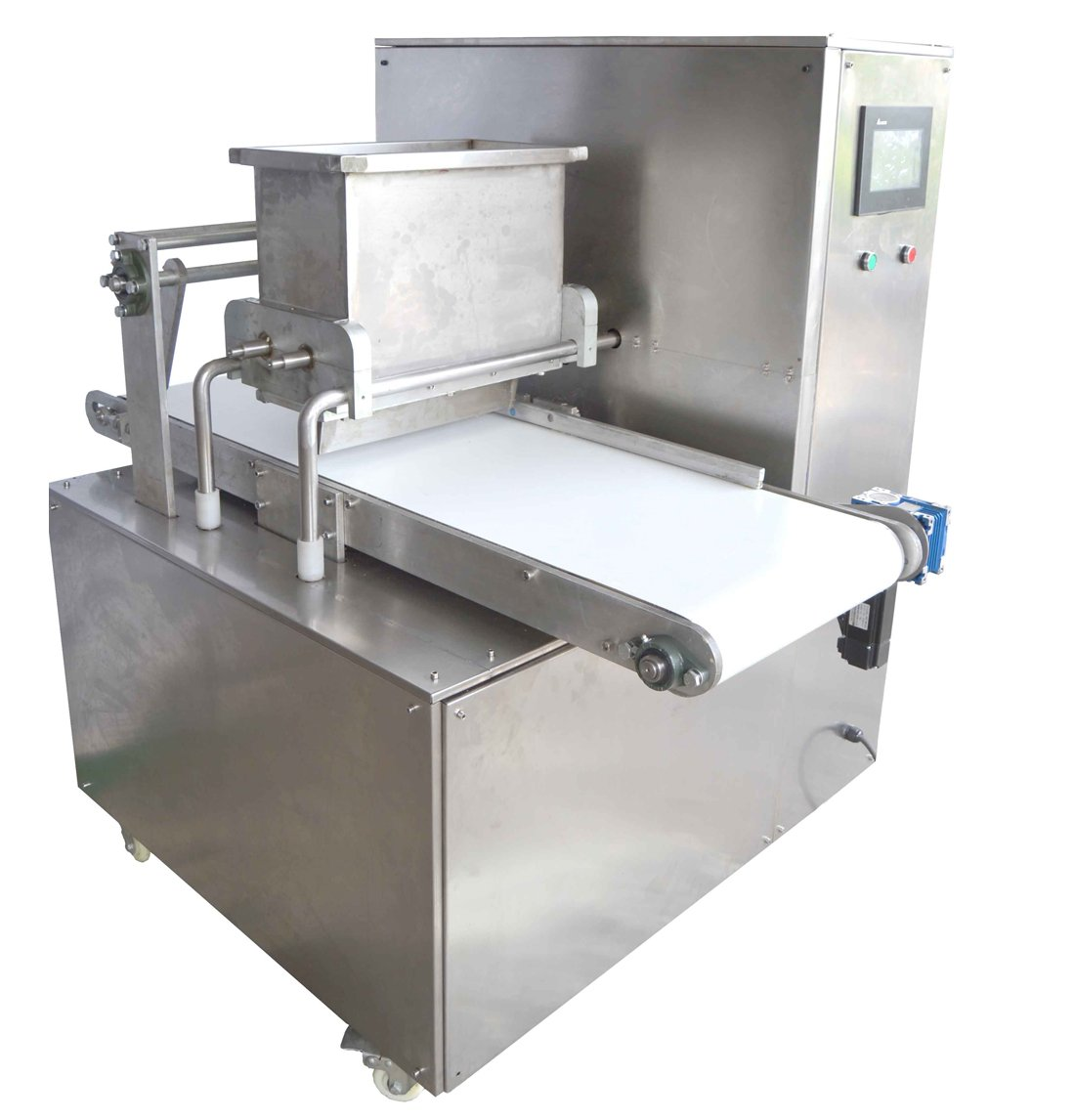 Automático PLC controlado galletas macarons galletas ...